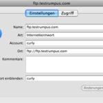 Vergessene Kennwörter für Email-Accounts und Server herausfinden