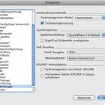 Konvertiert man XPress 4-Dokumente in Version 7, sind diese beim Bearbeiten sehr langsam.