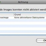 """Fehlermeldung beim mounten einer Image-Datei: """"Keine aktivierbaren Dateisysteme"""""""