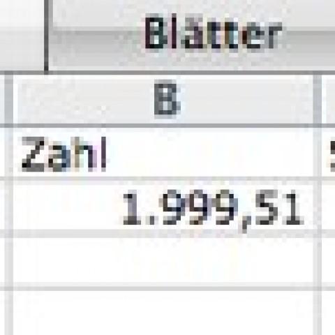 Fehlerhafte Formatierung in Word 2008 Seriendruck-Feldern nach Umzug auf einen Intel-Mac