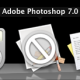 """Im Dock werden Icons mit einem durchgestrichenen """"Verbotsschild"""" angezeigt."""