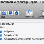 Endlich – ein Reparatur-Tool für defekte Entourage Datenbanken !