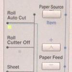 "Fehlermeldung bei Epson Stylus Pro 9500: ""SERVICE ERF 0000101"""