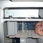 DVD-Laufwerk im Powermac G5 oder Mac Pro austauschen