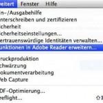 Kommentieren und Markieren mit dem Adobe Reader