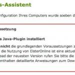 ElsterOnline: Authentifizierte Datenübermittlung mit Mac OS X 10.6