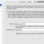Mac OS X startfähig auf eine andere Festplatte klonen