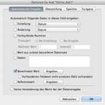 FileMaker Pro 12: Text ohne Format einfügen