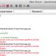 Fehlermeldung beim Download in FileZilla: Datei konnte nicht zum Schreiben geöffnet werden
