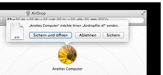 AirDrop_Sichern