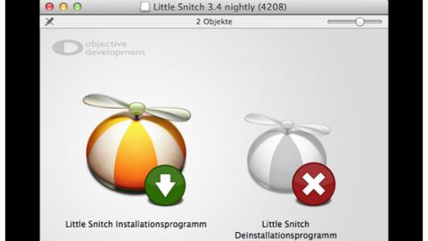 Programme in Mac OS X deinstallieren