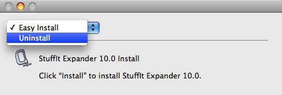 Stuffit10_Uninstall