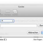 Citrix Receiver for Mac 10.8.2 speichert keine Dateien auf lokalen Volumes